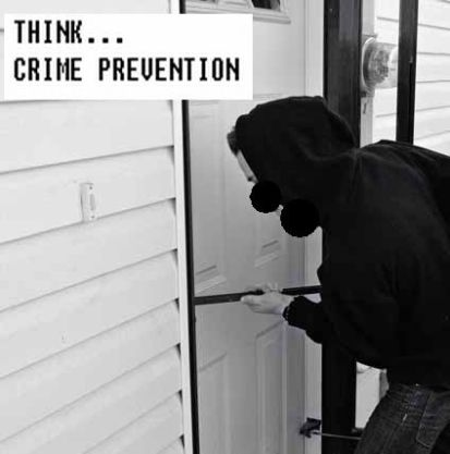 Crime Prevention by GlassEssential.com