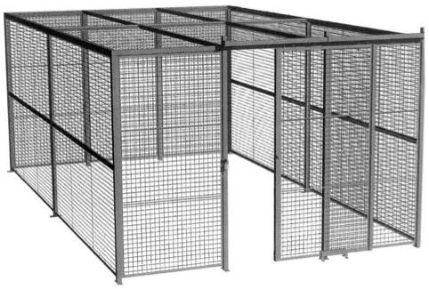 Wire mesh, wire partitions, wire cage, wire locker